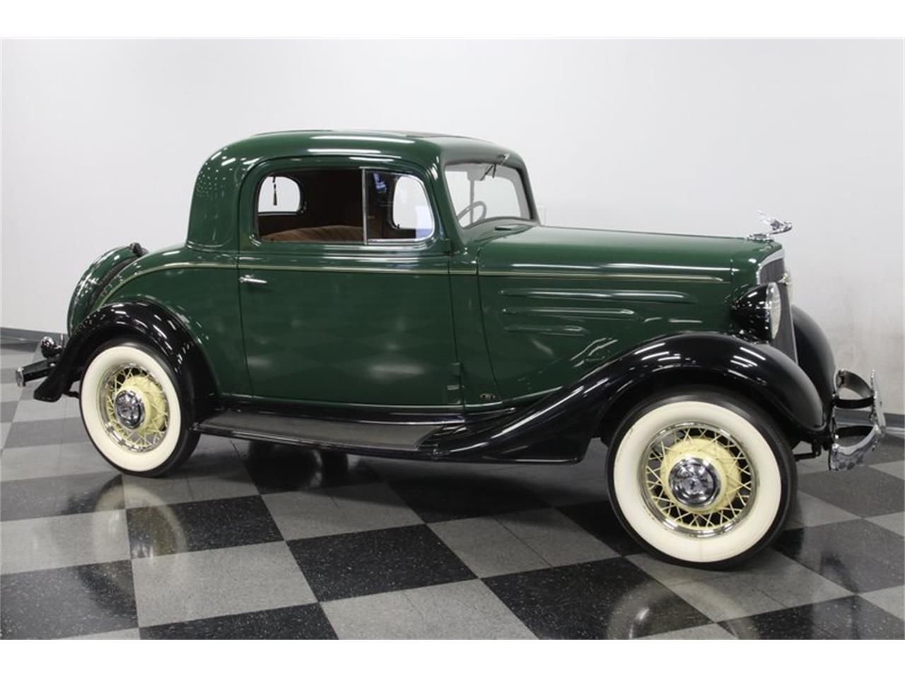 1935 Chevrolet 3-Window Coupe (CC-1410048) for sale in Concord, North Carolina