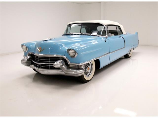 1955 Cadillac Series 62 (CC-1414801) for sale in Morgantown, Pennsylvania