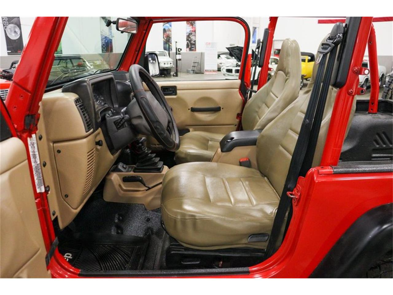 2000 Jeep Wrangler (CC-1414802) for sale in Kentwood, Michigan
