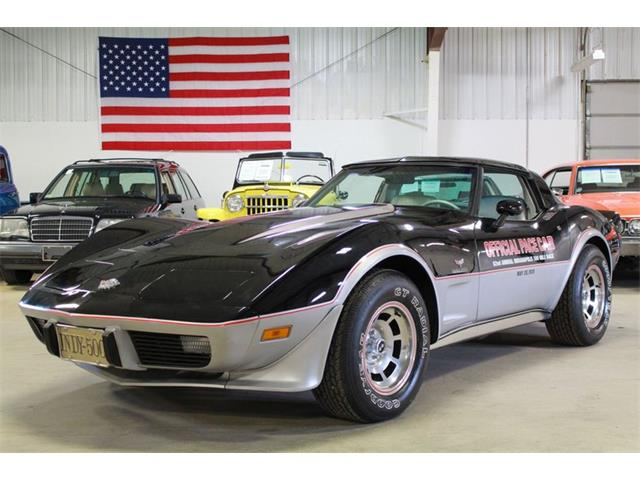1978 Chevrolet Corvette (CC-1414809) for sale in Kentwood, Michigan