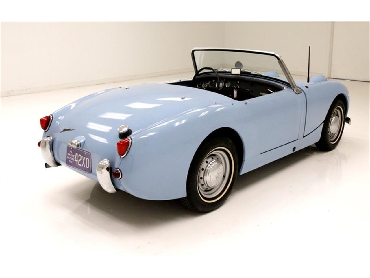 1961 Austin-Healey Sprite (CC-1414810) for sale in Morgantown, Pennsylvania