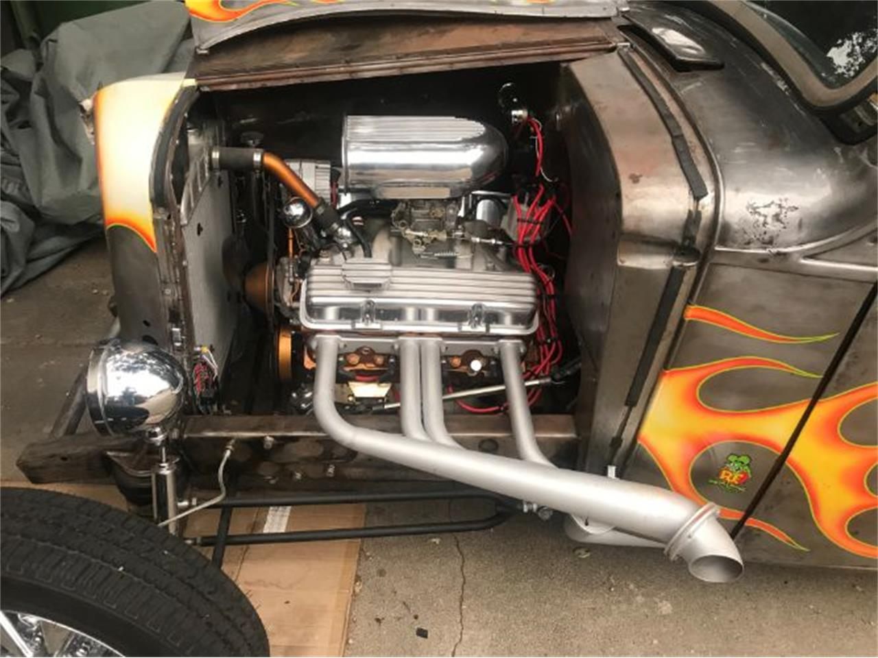 1936 Chevrolet Rat Rod (CC-1410482) for sale in Cadillac, Michigan