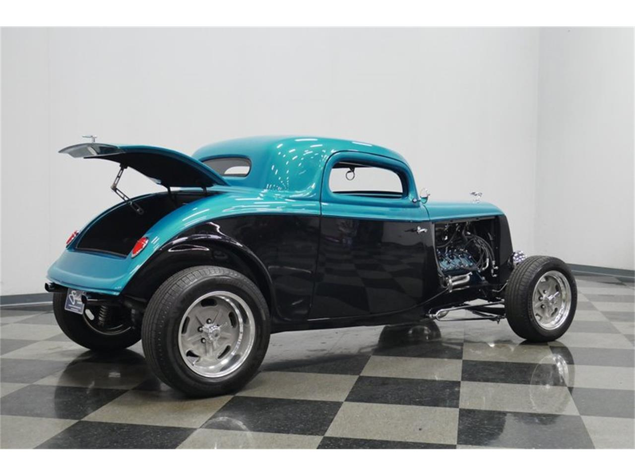 1934 Ford 3-Window Coupe (CC-1414823) for sale in Lavergne, Tennessee