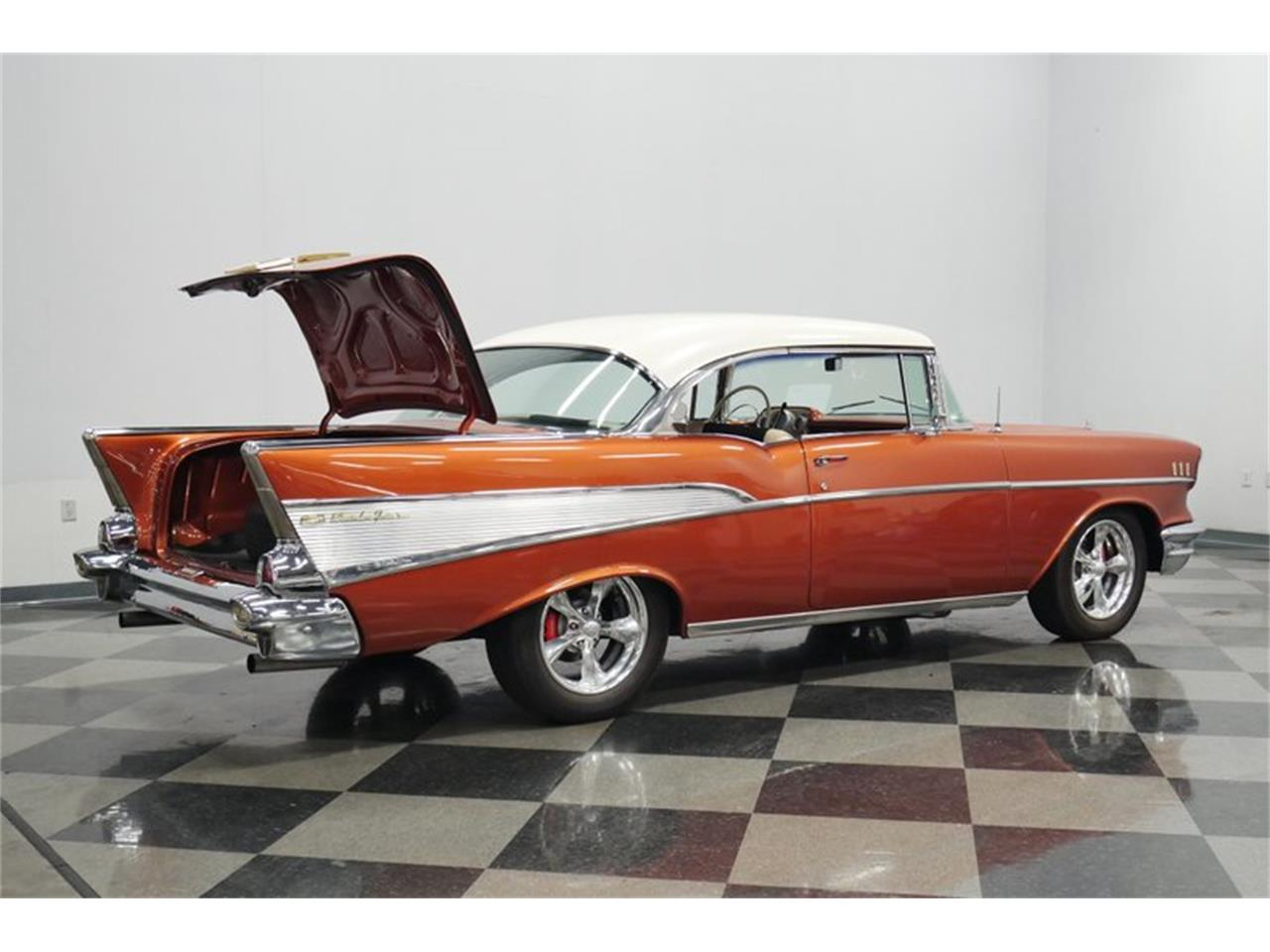 1957 Chevrolet Bel Air (CC-1414826) for sale in Lavergne, Tennessee
