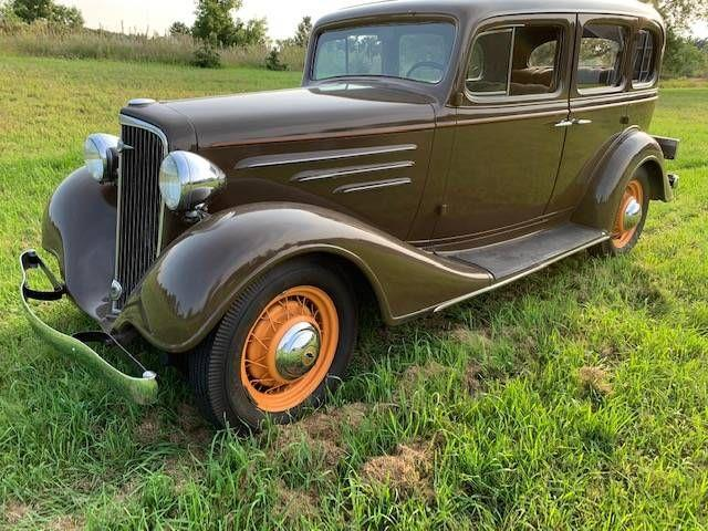 1934 Chevrolet Master (CC-1410483) for sale in Cadillac, Michigan
