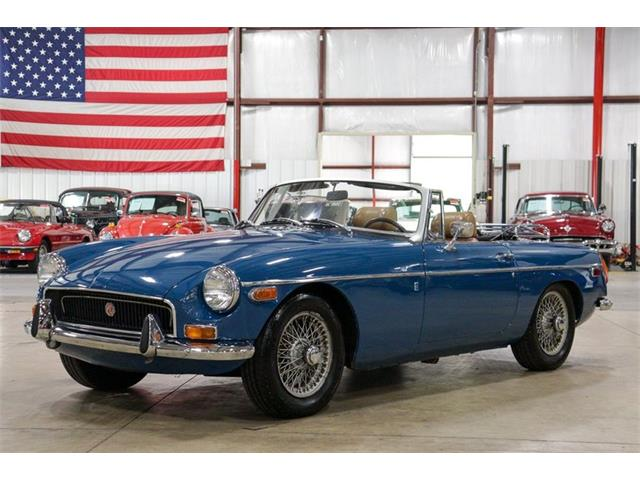 1971 MG MGB (CC-1414831) for sale in Kentwood, Michigan