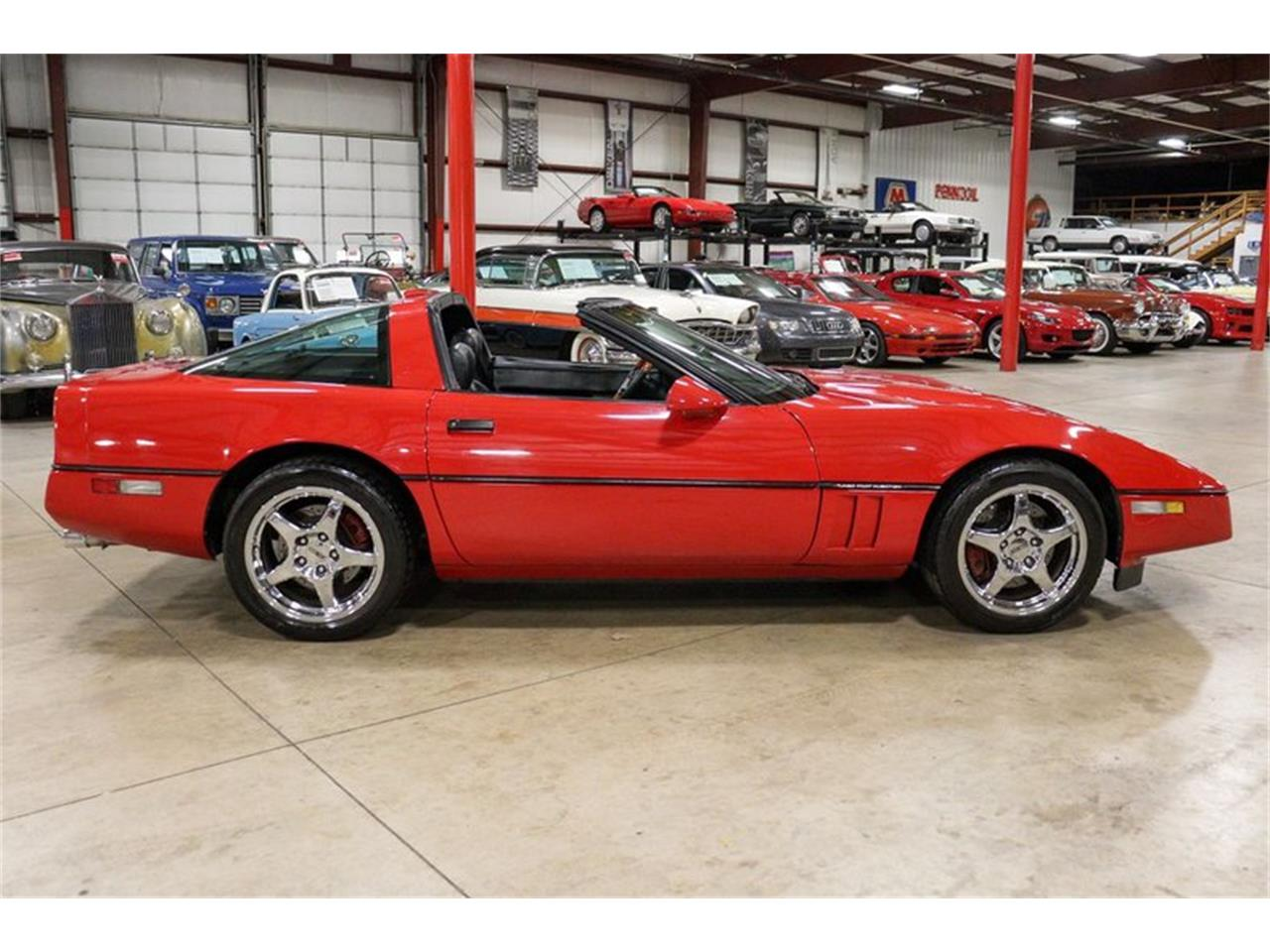 1989 Chevrolet Corvette (CC-1414838) for sale in Kentwood, Michigan