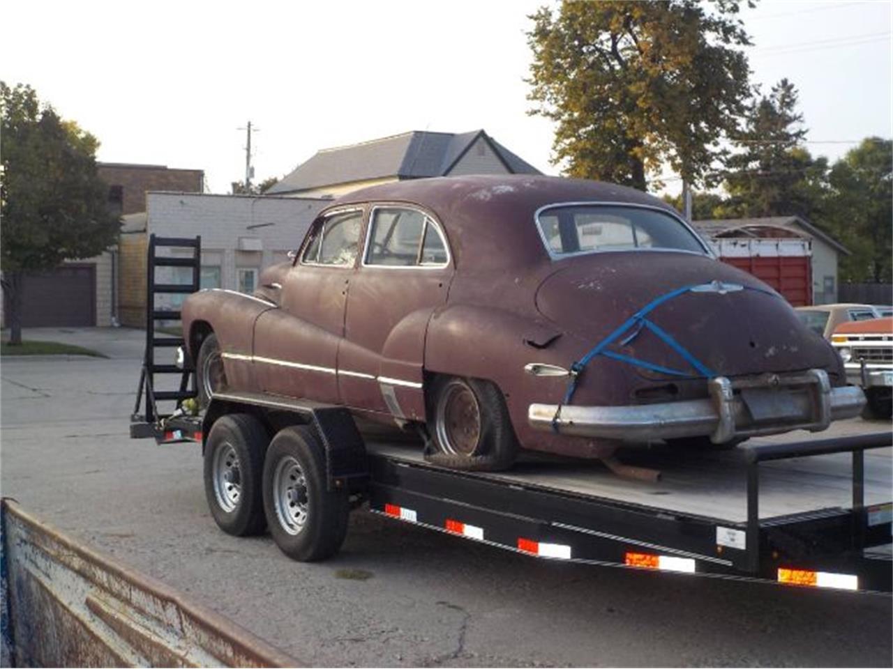1949 Buick Roadmaster (CC-1410484) for sale in Cadillac, Michigan