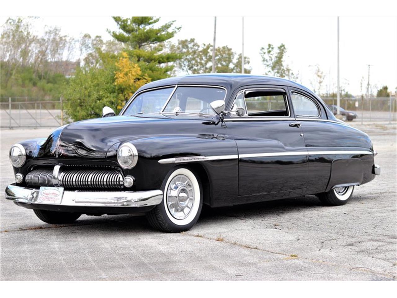 1950 Mercury Coupe (CC-1414849) for sale in Alsip, Illinois