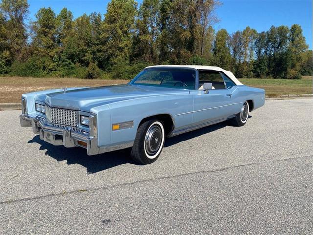 1976 Cadillac Eldorado (CC-1414859) for sale in Greensboro, North Carolina