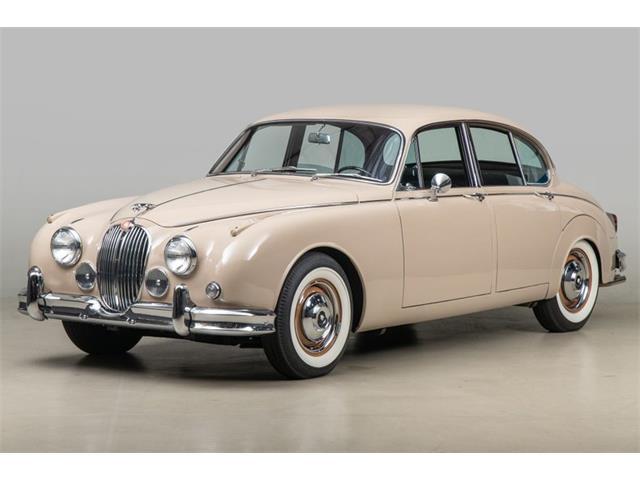 1967 Jaguar Mark II (CC-1414872) for sale in Scotts Valley, California