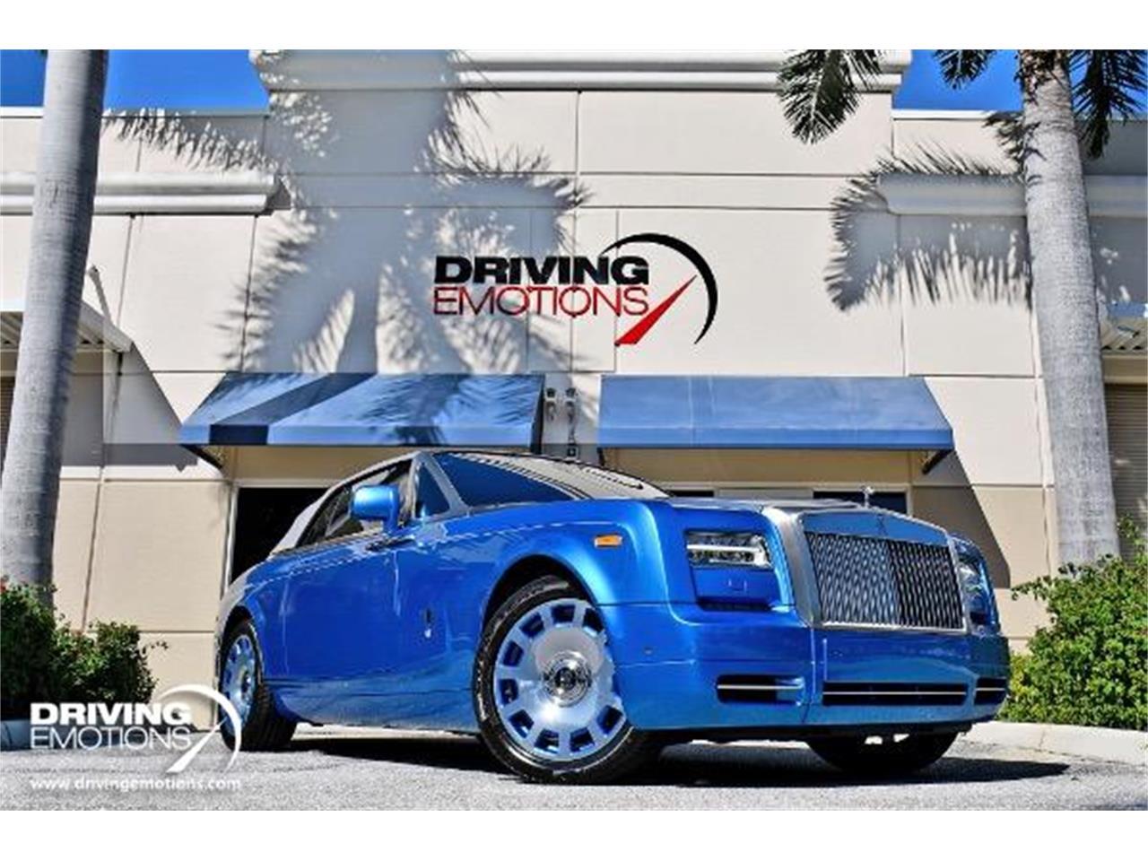 2015 Rolls-Royce Phantom (CC-1414876) for sale in West Palm Beach, Florida