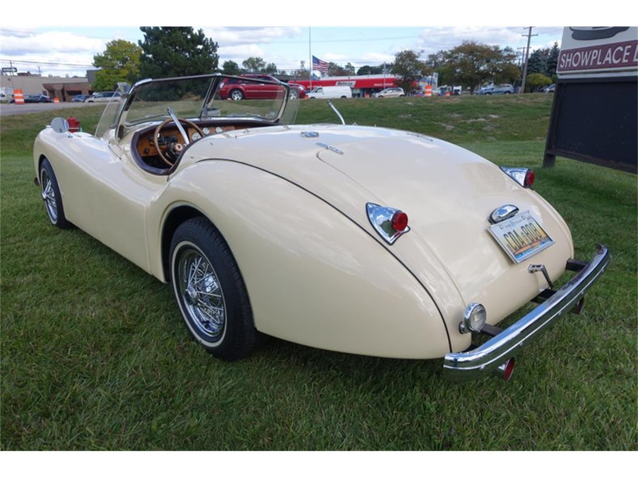 1952 Jaguar XK120 (CC-1414877) for sale in Troy, Michigan
