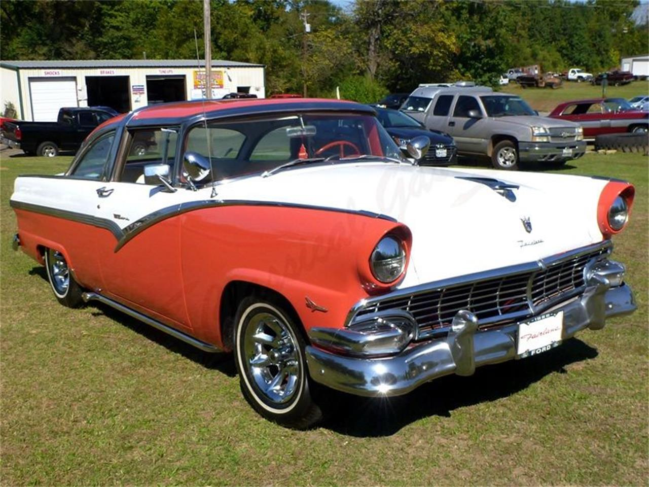 1956 Ford Crown Victoria (CC-1414878) for sale in Arlington, Texas