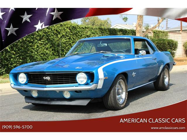 1969 Chevrolet Camaro (CC-1414887) for sale in La Verne, California