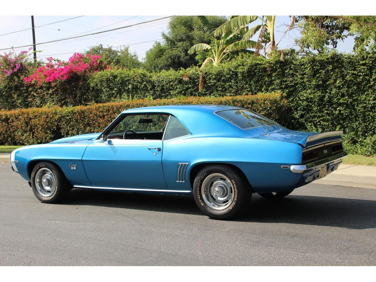 1969 Chevrolet Camaro (CC-1414887) for sale in La Verne, California