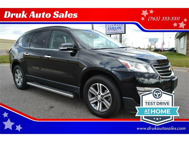 2015 Chevrolet Traverse (CC-1414895) for sale in Ramsey, Minnesota