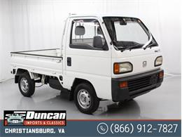 1991 Honda Acty (CC-1410049) for sale in Christiansburg, Virginia