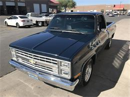 1986 Chevrolet C10 (CC-1414904) for sale in Henderson, Nevada