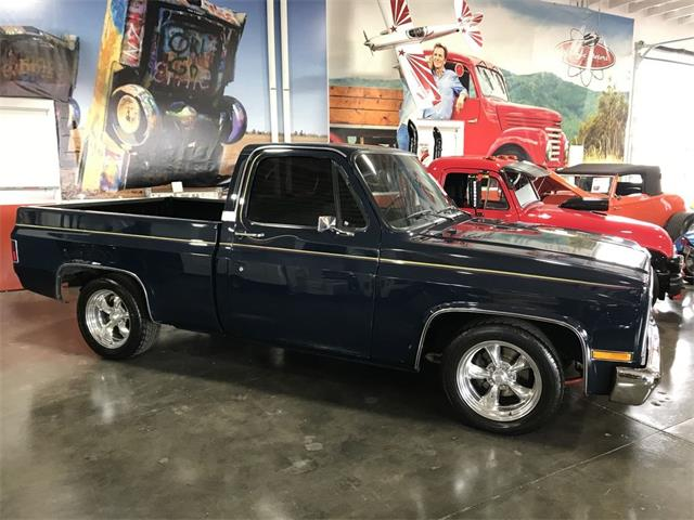 1986 Chevrolet C10 (CC-1414904) for sale in Henderson, Nevada