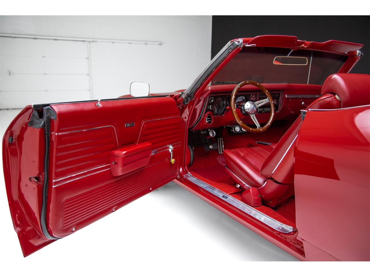 1969 Chevrolet Chevelle (CC-1414908) for sale in Des Moines, Iowa