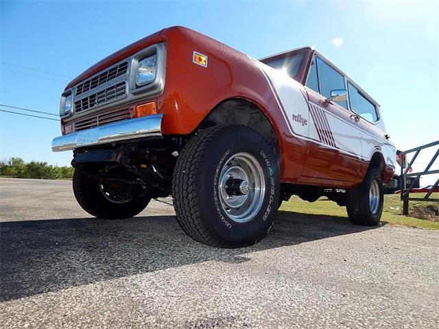 1980 International Scout II (CC-1414913) for sale in Wichita Falls, Texas