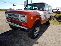 1980 International Scout II (CC-1414913) for sale in Wichita Falls, Texas