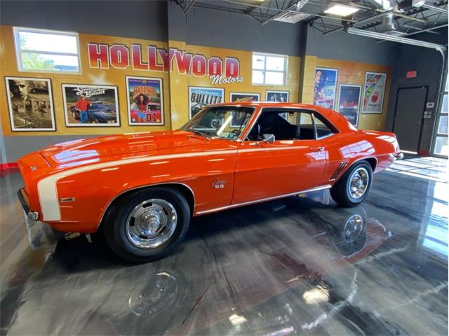1969 Chevrolet Camaro (CC-1414916) for sale in West Babylon, New York