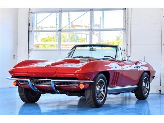 1966 Chevrolet Corvette (CC-1414917) for sale in Springfield, Ohio