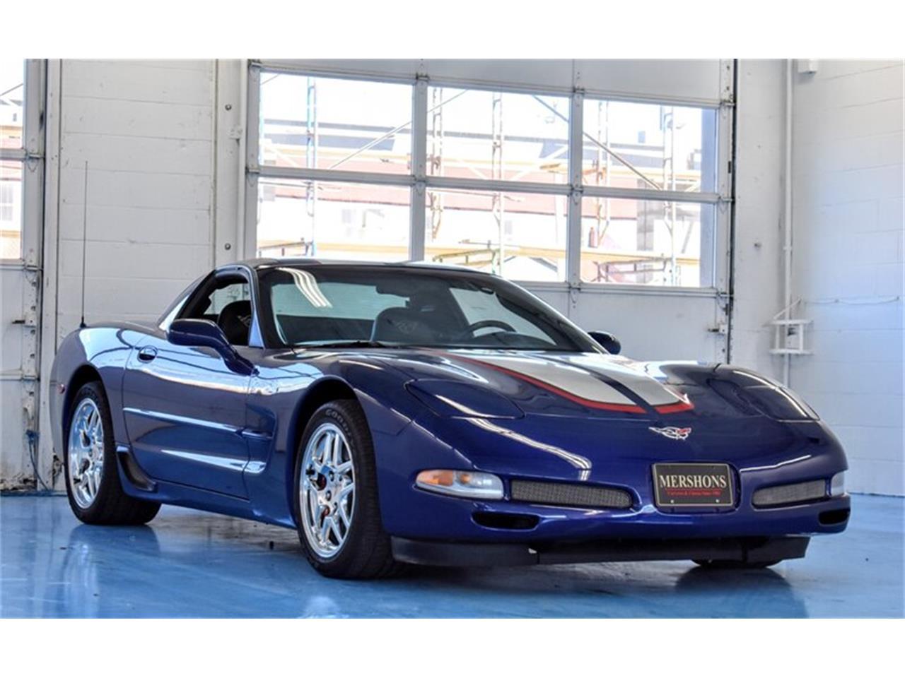 2004 Chevrolet Corvette Z06 (CC-1414919) for sale in Springfield, Ohio