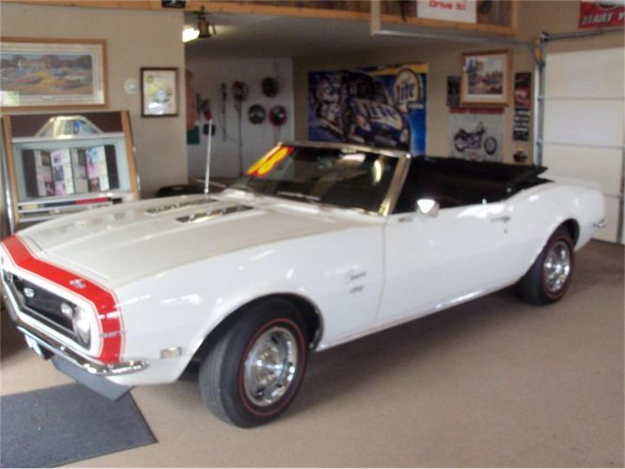 1968 Chevrolet Camaro (CC-1410492) for sale in Cadillac, Michigan