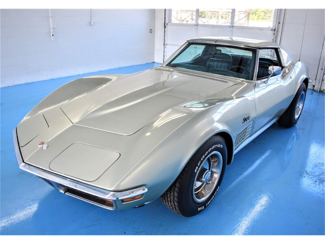 1972 Chevrolet Corvette (CC-1414923) for sale in Springfield, Ohio