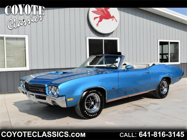 1971 Buick Gran Sport (CC-1414930) for sale in Greene, Iowa