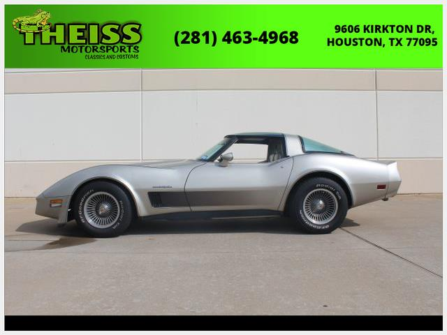 1982 Chevrolet Corvette (CC-1414931) for sale in Houston, Texas
