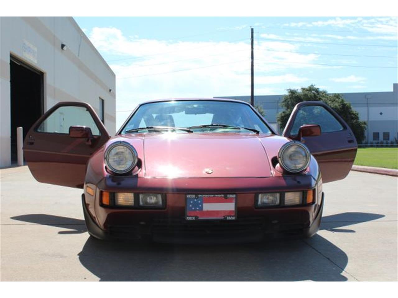 1985 Porsche 928S (CC-1414933) for sale in Houston, Texas