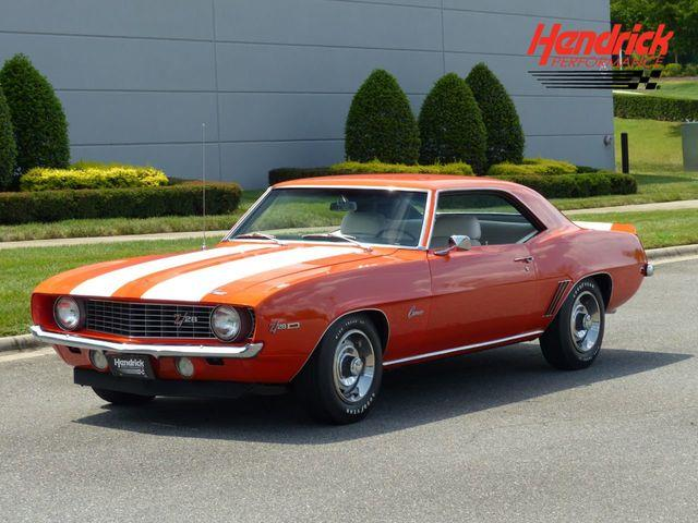 1969 Chevrolet Camaro Z28 (CC-1414942) for sale in Charlotte, North Carolina