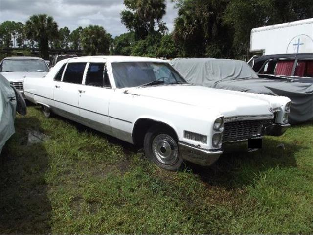 1966 Cadillac Fleetwood (CC-1410495) for sale in Cadillac, Michigan