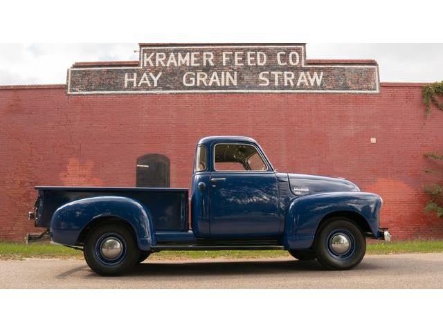 1950 Chevrolet 3100 (CC-1414953) for sale in Aiken, South Carolina