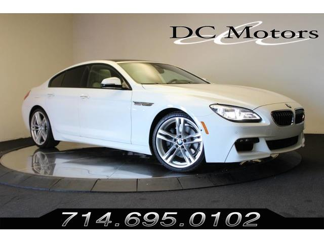 2016 BMW 6 Series (CC-1414954) for sale in Anaheim, California