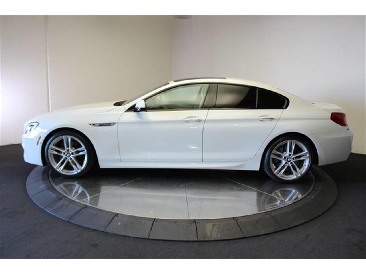 2016 BMW 6 Series (CC-1414954) for sale in Anaheim, California