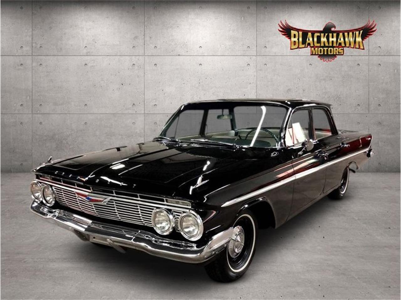 1961 Chevrolet Bel Air (CC-1414958) for sale in Gurnee, Illinois