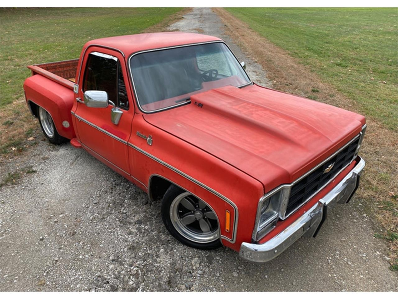 1980 Chevrolet C/K 10 (CC-1414961) for sale in Shelby Township, Michigan