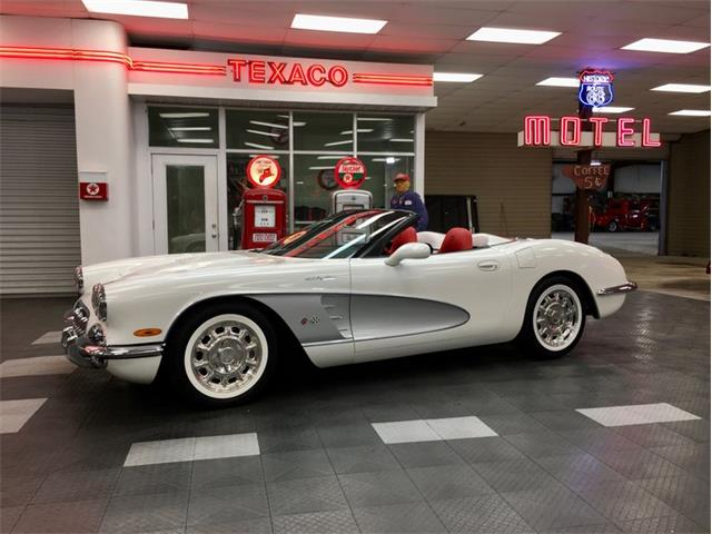 2002 Chevrolet Corvette (CC-1414963) for sale in Dothan, Alabama