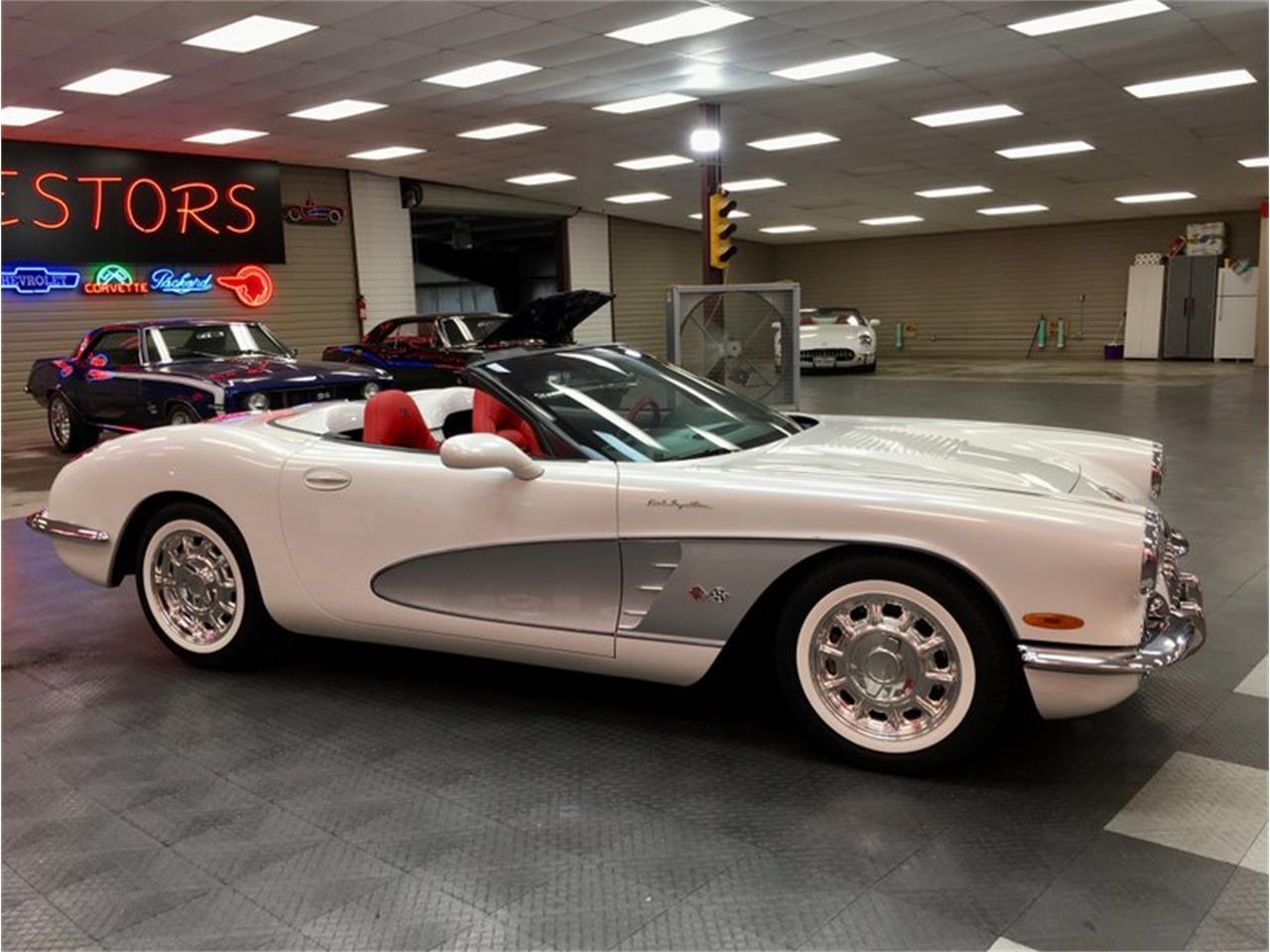 2002 Chevrolet Corvette (CC-1414963) for sale in Dothan, Alabama