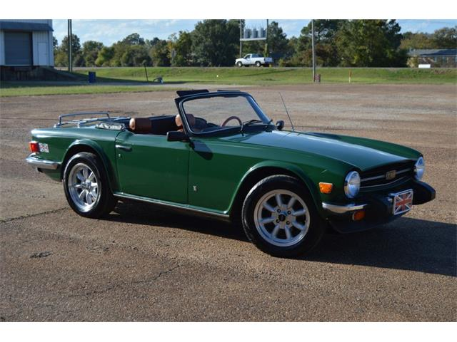 1976 Triumph TR6 (CC-1414969) for sale in Batesville, Mississippi
