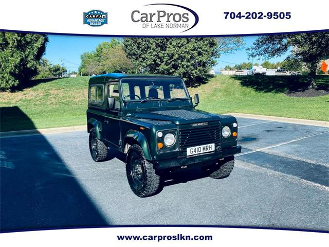 1989 Land Rover Defender (CC-1414976) for sale in Mooresville, North Carolina