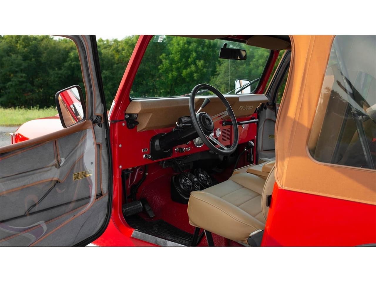 1980 Jeep CJ7 (CC-1414981) for sale in Carrollton, Texas