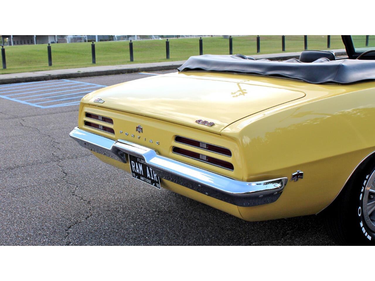 1969 Pontiac Firebird (CC-1414985) for sale in Hattiesburg, Mississippi