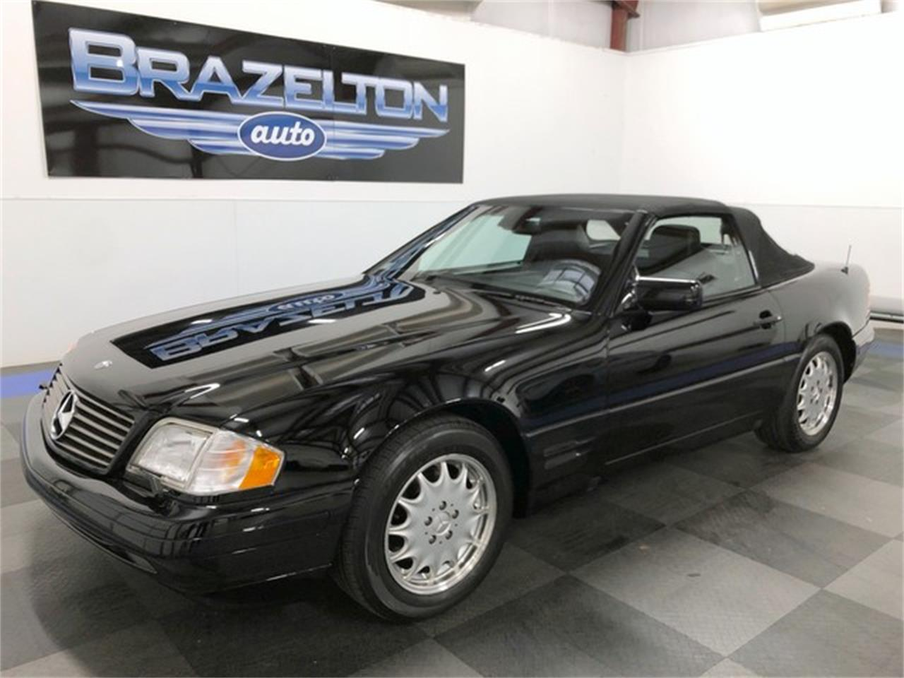 1998 Mercedes-Benz SL500 (CC-1414987) for sale in Houston, Texas
