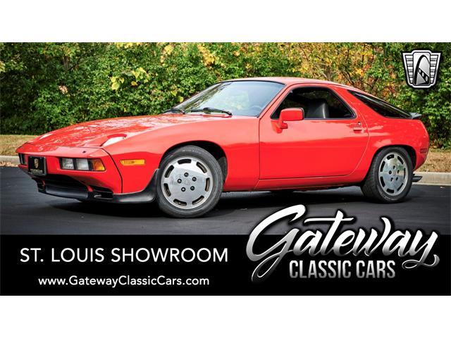 1985 Porsche 928 (CC-1414996) for sale in O'Fallon, Illinois